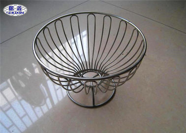 Welded Kitchen Wire Mesh Fruit Cowl شکل سفارشی FDA Certified